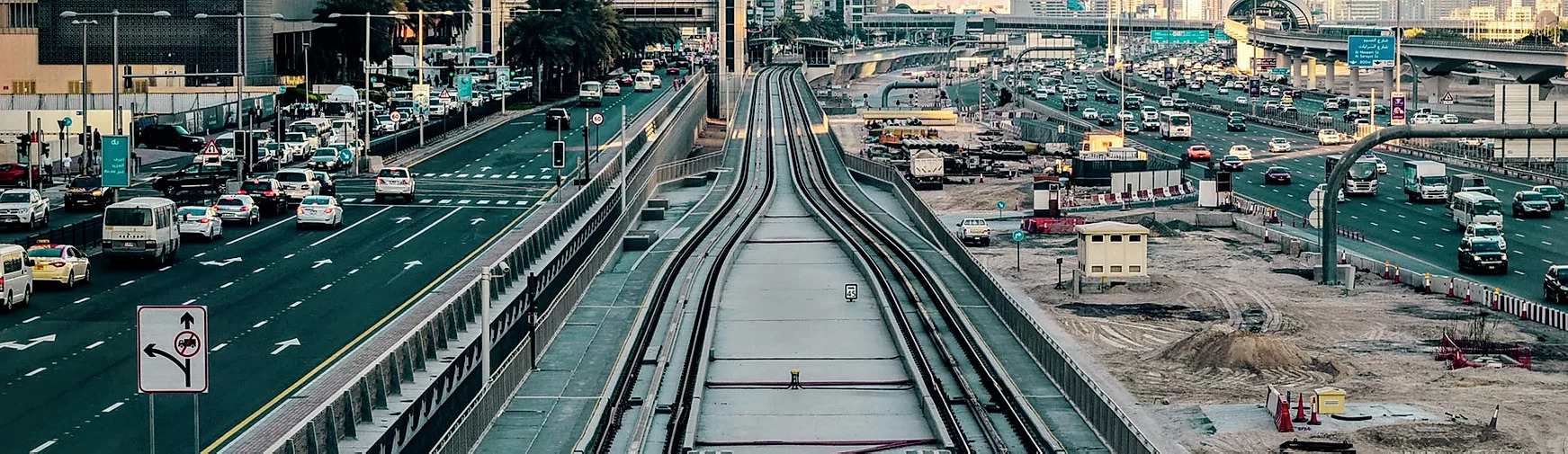 Urban Railway Tracks